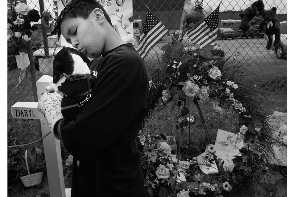 The forgotten Columbine: photo story by Richard Tsong-Taatarii for the Star Tribune